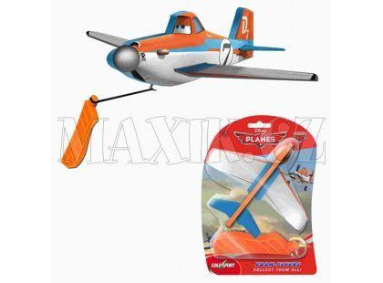 Eolo Planes letadlo na gumu 15 cm - Dusty