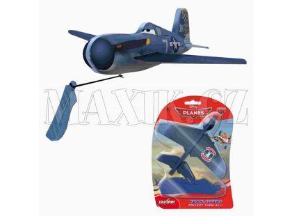 Eolo Planes letadlo na gumu 15 cm - Skipper