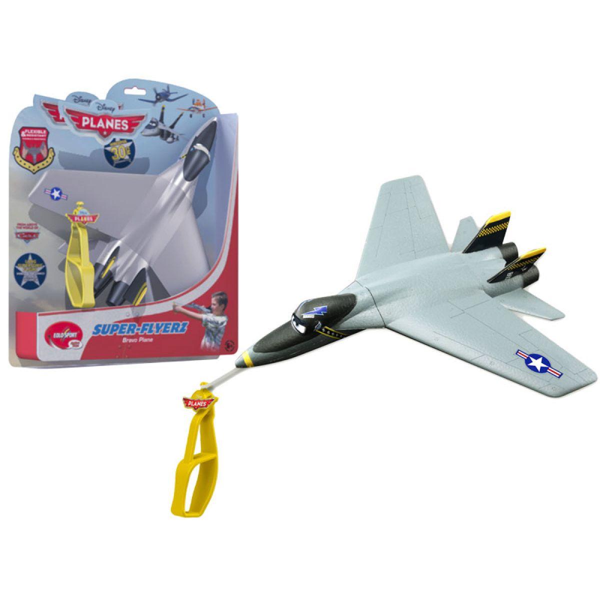 Eolo Planes letadlo na gumu 35 cm - Bravo