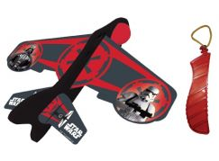 Eolo Sports Star Wars Ledadlo na gumu - Červeno-černá