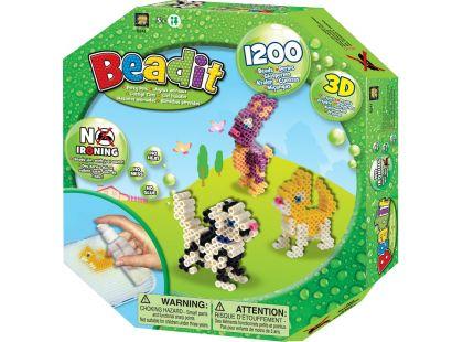 EP Line Beadit 3D mazlíčci