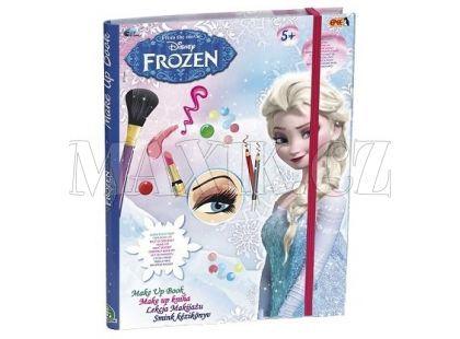 EP Line Disney Frozen Make-up kniha