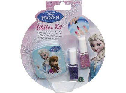EP Line Disney Frozen Sada laků na nehty - Fialová a růžová