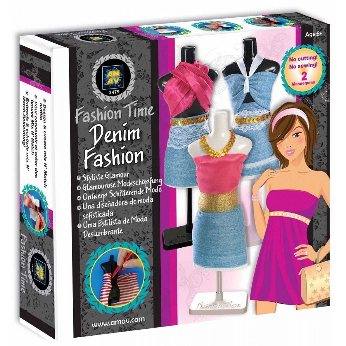EP Line Fashion Time Módní návrhářka - Poškozený obal