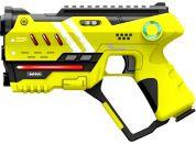 EP Line Laser game sada se dvěma pistolemi žlutá - červená