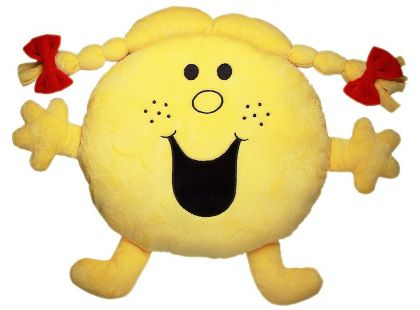 EP Line Miss Sunshine Dekorační polštář