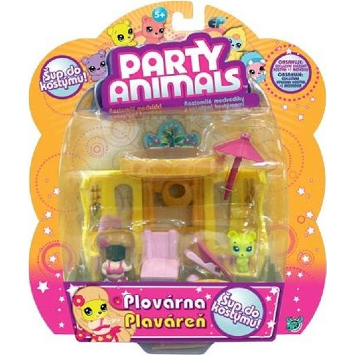 EP Line Party Animals Hrací sada - Plovárna