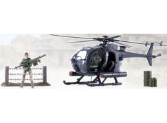 Ep Line Peacekeepers helikoptéra 3 figurky