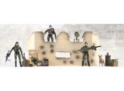Ep Line Peacekeepers sada vojenský útok 3 figurky