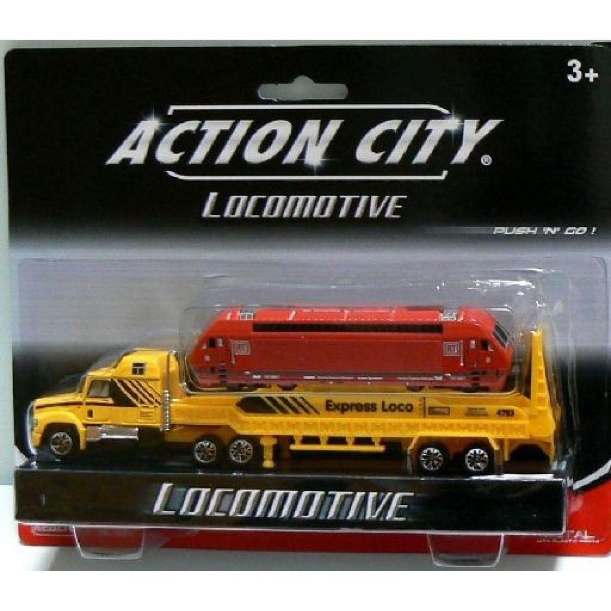 Ep Line Realtoy Truck blistr Kamion
