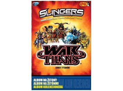 EP Line Slingers sběratelské album