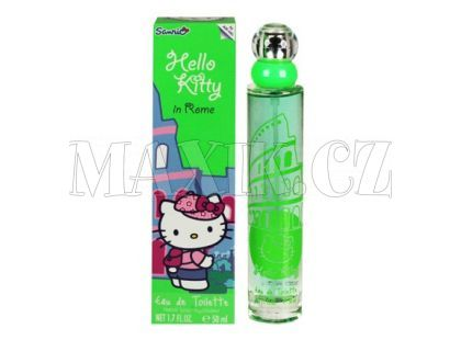 EP Line Toaletní voda Hello Kitty in Rome EDT 50 ml