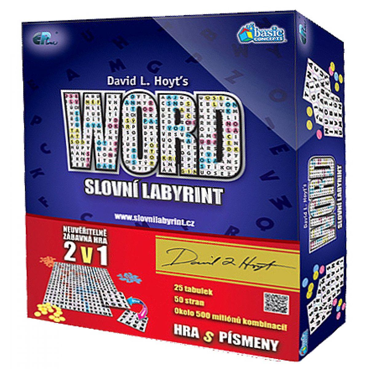 EP Line Word Slovní labyrint