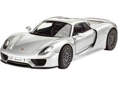 Ep line Závodní RC auto Porsche 918 Spyder 1:24