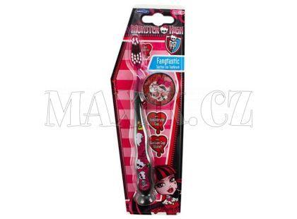 EP Line Zubní kartáček s krytkou Monster High
