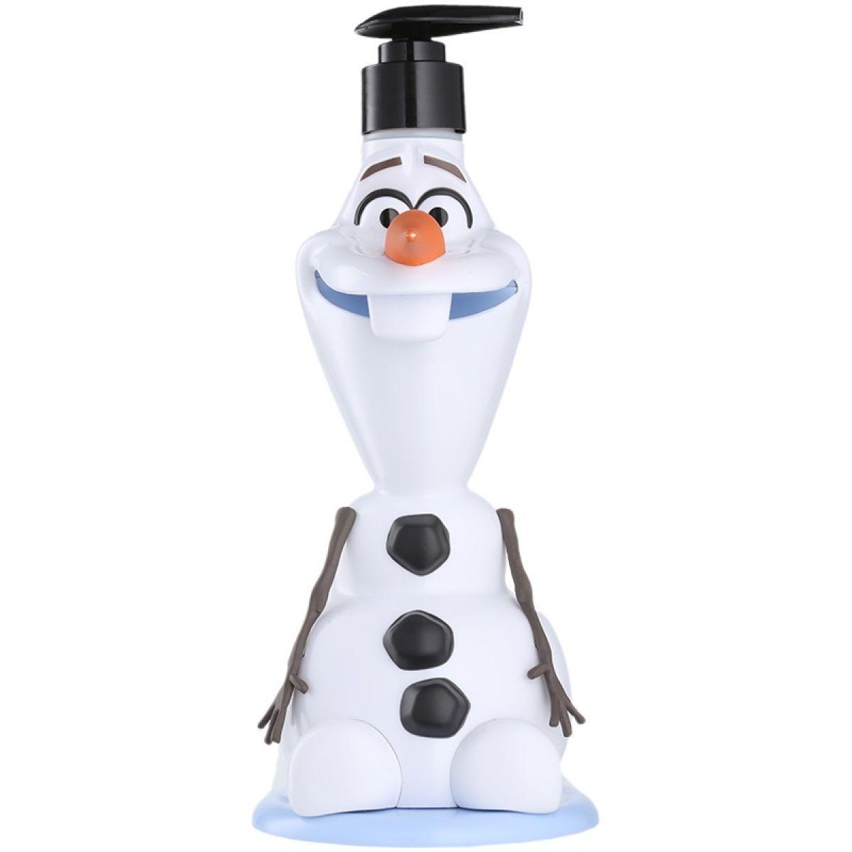 EPline Air-Val 3D Figure Olaf sprchový gel a šampón 400ml