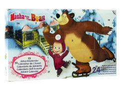 EPline Air-Val Máša a Medvěd Adventní kosmetický kalendář