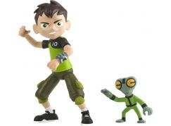EPline Ben 10 figurka 12,5cm Ben Tennyson and Grey Matter