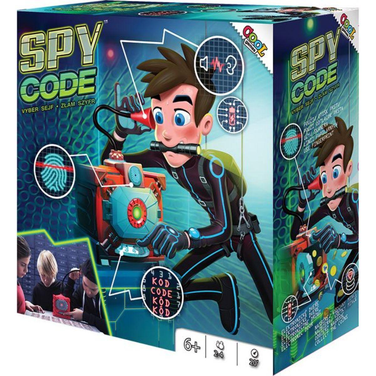 EPline Cool Games Spy Code
