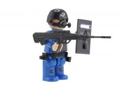 EPline Figurka Policejní komando Forward