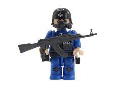 EPline Figurka Policejní komando Strong