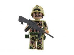 EPline Figurka Vojáci Pouštní bouře Lone Wolf D