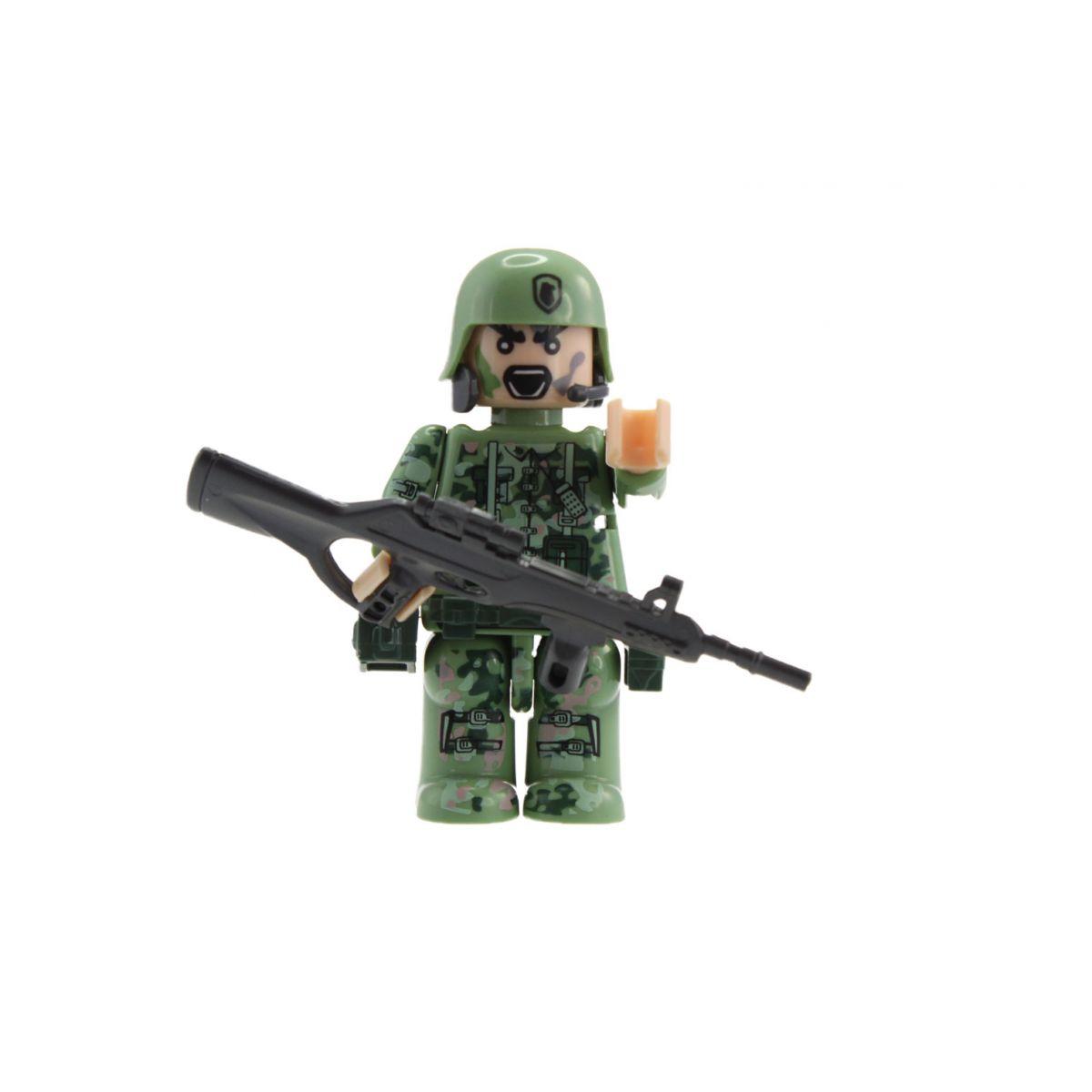 EPline Figurka Vojáci Speciální výsadková jednotka Hound B