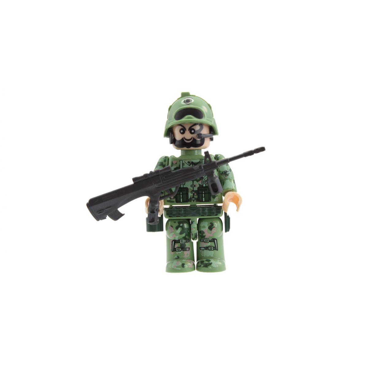 EPline Figurka Vojáci Speciální výsadková jednotka Lone Wolf D
