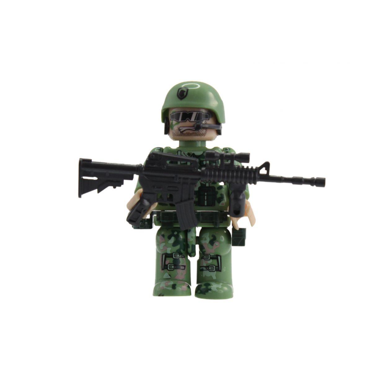 EPline Figurka Vojáci Speciální výsadková jednotka Snipe E