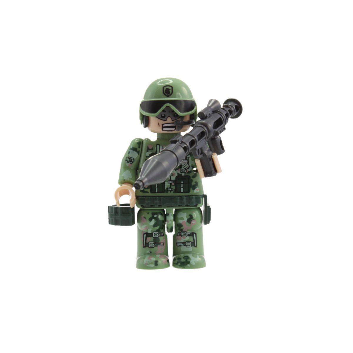 EPline Figurka Vojáci Speciální výsadková jednotka Strong C