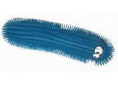 Epline Ježura housenka délka 50cm svítící modrá