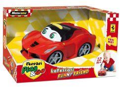 EPline Play&Go Ferrari s hybajícíma očima