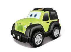 EPline Play&Go Jeep s hybajícíma očima