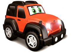 EPline Play&Go RC Jeep s volantem - Poškozený obal