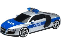 EPline Policejní RC auto Audi R8 1:18