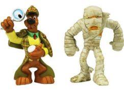 Epline Scooby Doo Figurky 2Pack Scooby Doo a mumie