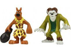Epline Scooby Doo Figurky 2Pack Scooby Doo a pravěký muž