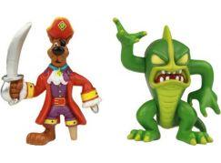 Epline Scooby Doo Figurky 2Pack Scooby Doo a příšera