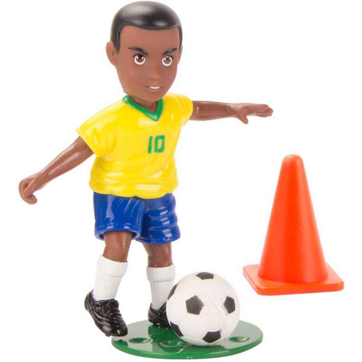 EPline Shooters figurka Brazílie č. 10