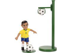 EPline Shooters fotbalista s držákem na míč Brazílie