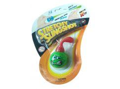 EPline Vystřelovací míček zelený