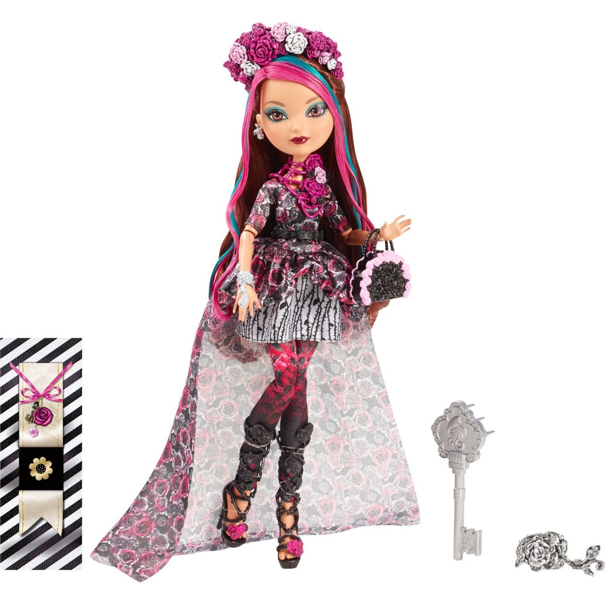 Ever After High Bouřlivé jaro panenka - Briar Beauty