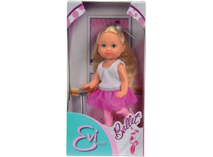 Evi Love Panenka Baletka - Růžová sukně