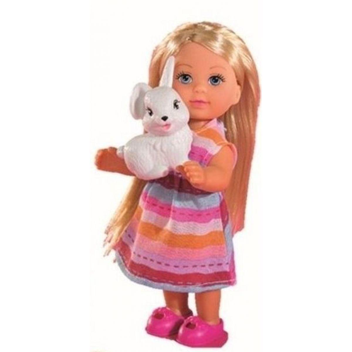 Evi Love Panenka Evička se zvířátkem králíček