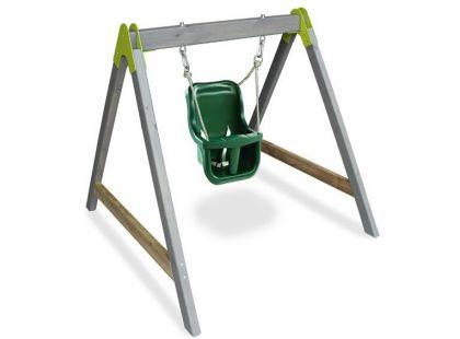 EXIT Aksent Dětská houpačka zelená