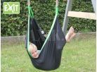 EXIT Houpačka Swingbag černo/zelená 5