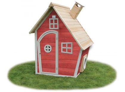 EXIT Zahradní domeček Fantasia 100 Red