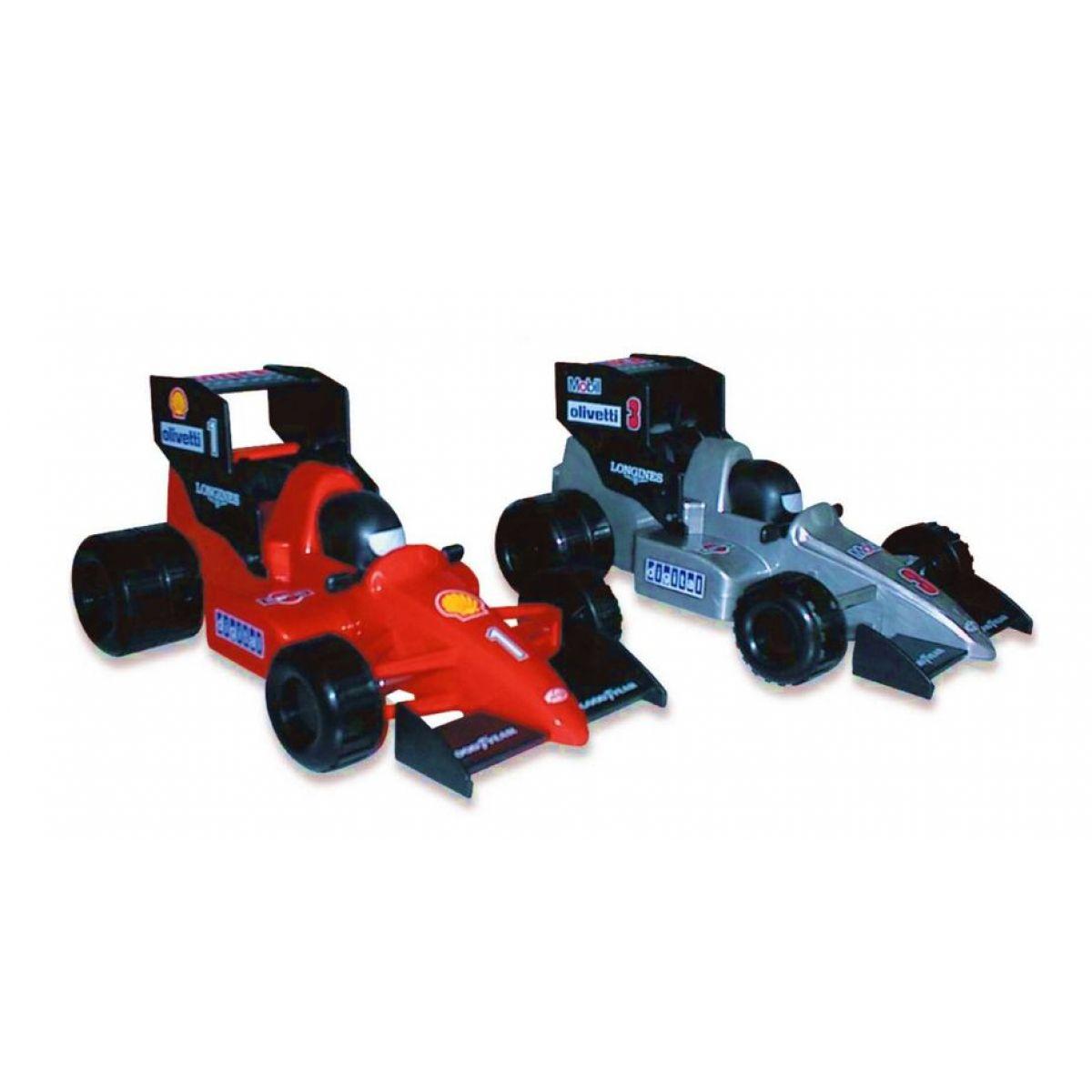 Faiplast Auto Formule - Zmáčkni a jeď