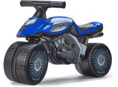 Falk Odrážedlo motorka racing team modré