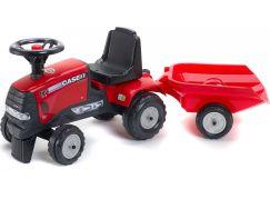 Falk Odstrkovadlo traktor Case CVX 120 s valníkem a volantem